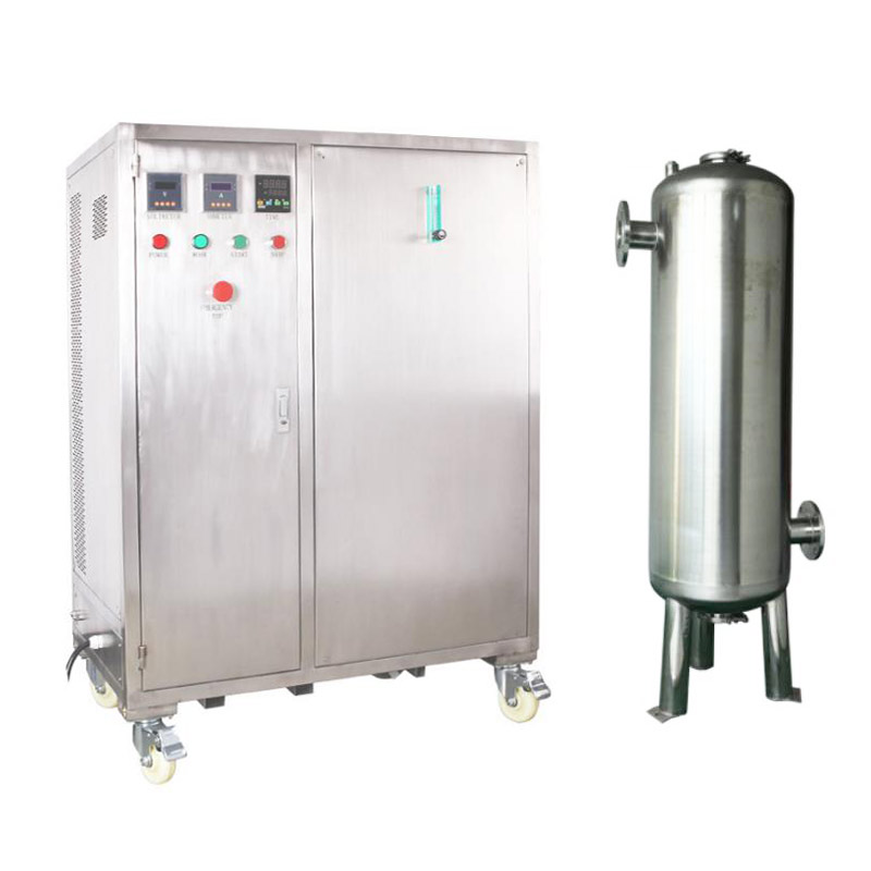 industrial ozone water treatment systems 200G